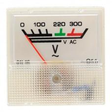 0~300V AC Voltage Indicator (91L16)