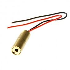 Red Laser Module - Focused Dot (3.5V~4.5V 9mm 5mW)
