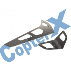 CopterX (CX500-06-02) Carbon Stabilizer Set