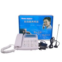 Dualband GSM Cellular Wireless Desktop Telephone (900/1800Mhz 0.5W)