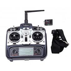 Walkera WK-2801 8ch 8 channel 2.4G 2.4GHz Transmitter