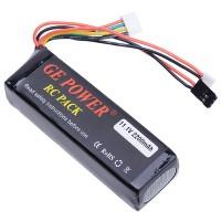 Li-Po 2200mAh RC Transmitter TX Battery JR Spektrum