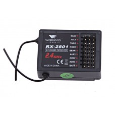 Walkera RX-2801 8 ch 8 channel 2.4G 2.4GHz Receiver