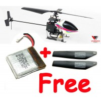 Walkera 4#3 4CH R/C Micro Helicopter + battery & blade