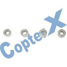 CopterX 450 Helicoptor Part: Bearings(MR63ZZ) 3x6x2.5mm No: CX450-09-03
