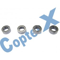 CopterX 450 Helicoptor Part: Bearings(MR74ZZ) 4x7x2.5mm No: CX450-09-05