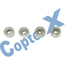 CopterX 450 Helicoptor Part: Bearings(MR52ZZ) 2x5x2.5mm No: CX450-09-06