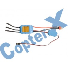 CopterX 450 Helicoptor Part: 50A Brushless ESC with BEC No: CX450-10-05