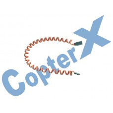 CopterX 450 Helicoptor Part: Servo Extension Leads 30cm No: CX450-08-12