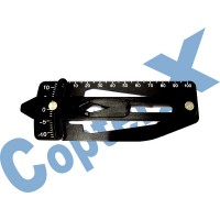 CopterX 450 Helicoptor Part: Micro Heli Pitch Gauge No: CX450-08-04