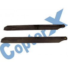 CopterX 450 Helicoptor Part: Carbon Main Rotor Blade No: CX450-06-05