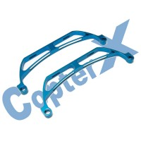 CopterX 450 Helicoptor Part: Metal Bump Resistance Landing Skid No: CX450-04-04