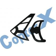 CopterX 450 Helicoptor Part: Carbon Stabilizer Set No: CX450-06-03