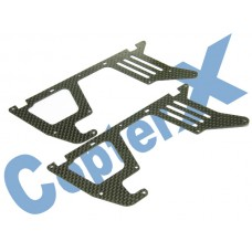 CopterX 450 Helicoptor Part: Carbon Lower Frame No: CX450-03-06