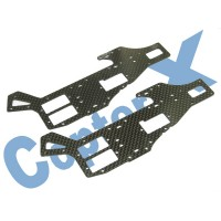 CopterX 450 Helicoptor Part: Carbon Upper Frame No: CX450-03-09