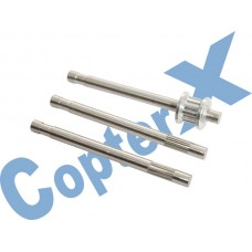 CopterX 450 Helicoptor Part: Metal Tail Rotor Shaft No: CX450-02-04