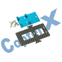 CopterX 450 Helicoptor Part: Carbon Battery Mounting Plate No: CX450-03-05