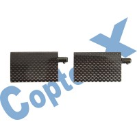 CopterX 450 Helicoptor Part: Carbon Flybar Paddle No: CX450-01-14
