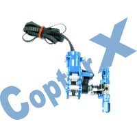 CopterX 450 Helicoptor Part: Metal Tail Rotor Set No: CX450-02-00