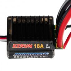 EZRUN 18A Brushless Motor Controller ESC RC Car MAX 50A