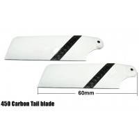 CARBON Tail Blade For Align Trex 450 SE XL Helicopter