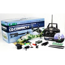 Esky 2.4G COMANCHE 2.4GHz Helicopter Kit RTF Freeshipping BY EMS