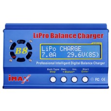 iMAX B8 lipo LI-PO A123 NiMH Battery Balance Charger 29.6V