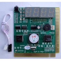 PC DIAGNOSTIC CARD 4-Digit Motherboard POST Tester
