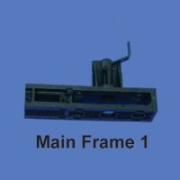 Walkera 38# Parts Main Frame 1 HM-38#-Z-18