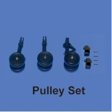 Walkera 38# Parts Pulley Set HM-38#-Z-04