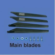 Walkera 38# Parts Main blades HM-38#-Z-01