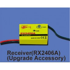 Walkera HM4#3B Spare Parts HM-4#3B-Z-36 Receive(RX2406A upgrade to brushless version)