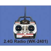 Walkera HM4#3B Spare Parts HM-4#3B-Z-31 2.4G radio(wk-2401)