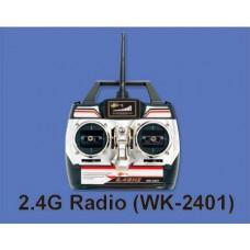 Walkera HM4#3B Spare Parts HM-4#3B-Z-31 2.4G radio(wk-2401)