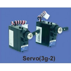 Walkera HM4#3B Spare Parts HM-4#3B-Z-25 Servo(2g-1*2pcs)