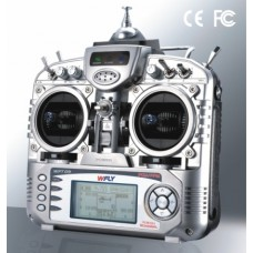 WFLY 9Ch Digital RC Transmitter Compat Futaba JR