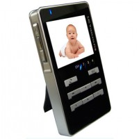 2.4G Wireless Recorder DVR 2.5'' LCD Monitor For Camera