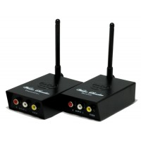 2.4G Transmitter & Receiver for CCTV,VCR, AV Stereo