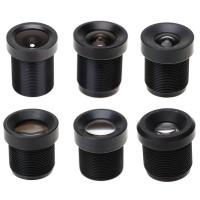 2.8mm 3.6mm 6mm 8mm 12mm 16mm Lens set 4 CCTV Camera