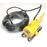 CCTV Underwater LED CCD Camera Water Resist Fishing big