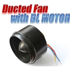 80X28mm Ducted Fan with 580W brushless Motor