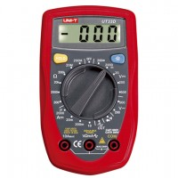Uni-T UT33D Palm-Size Digital Multimeters