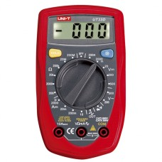 Uni-T UT33D Palm-Size Digital Multimeters