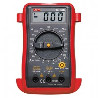 Uni-T UT30C   Palm-Size Digital Multimeters