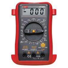 Uni-T UT30C   Palm-Size Digital Multimeters