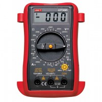 Uni-T UT30D   Palm-Size Digital Multimeters