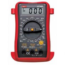 Uni-T UT30D   Palm-Size Digital Multimeters