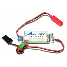 Hobbywing Switch-Mode 5V/6V 3A max 5A UBEC