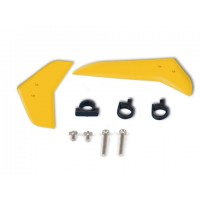 Vertical & horizontal tail blade set (yellow) No:EK1-0546