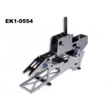 Carbon Fibre Main Frame kit set(upgrade part ) No:EK1-0554